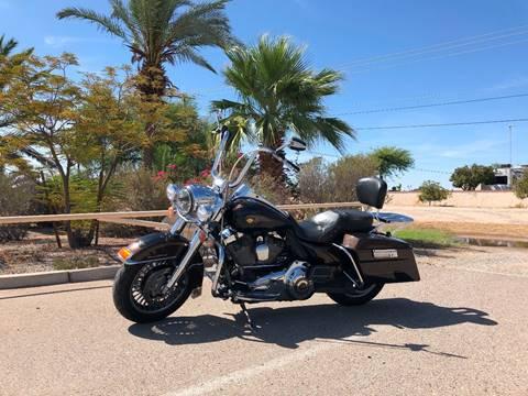 2013 Harley-Davidson Road King for sale in Yuma, AZ