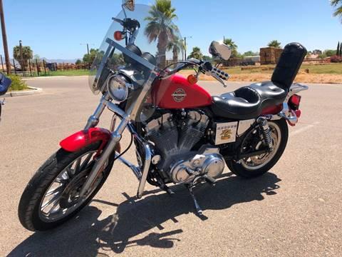 Harley Davidson Arizona >> 2002 Harley Davidson Sportster For Sale In Yuma Az