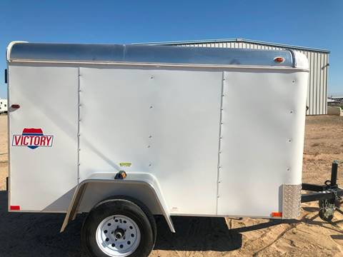 2017 Interstate Victory Enclosed Trailer for sale in Yuma, AZ