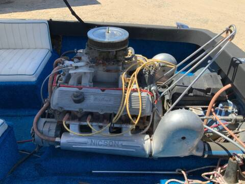 1997 Cheetah Jet Boat