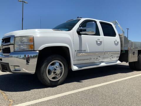 2009 Chevrolet Silverado 3500HD LTZ for sale at FREE 2 U Consignments in Yuma AZ