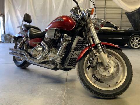 2002 Honda VTX for sale at FREE 2 U Consignments in Yuma AZ