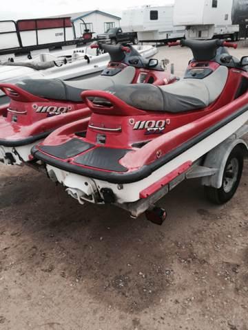 1997 Kawasaki 1100 Jet Skis 1100 STX In Yuma AZ - FREE 2 U