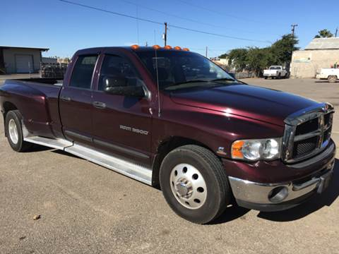 2005 Dodge Ram Pickup 3500 for sale in Yuma, AZ