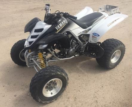 2002 Yamaha Raptor for sale in Yuma, AZ