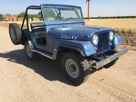 1960 Jeep Willys for sale in Yuma, AZ