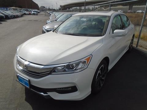 2016 Honda Accord for sale in Los Angeles CA