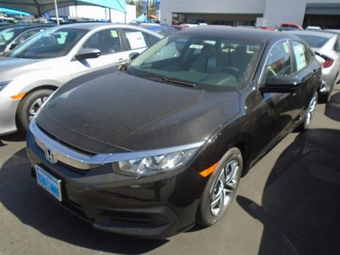 2017 Honda Civic for sale in Los Angeles CA