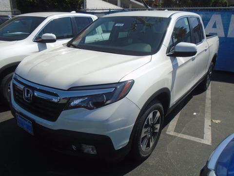 2017 Honda Ridgeline for sale in Los Angeles, CA