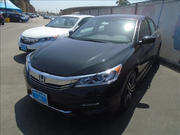 2017 Honda Accord for sale in Los Angeles, CA