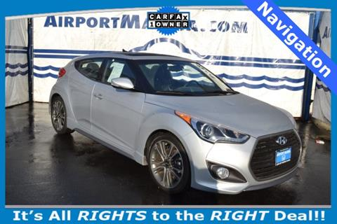 2016 Hyundai Veloster Turbo for sale in Los Angeles, CA