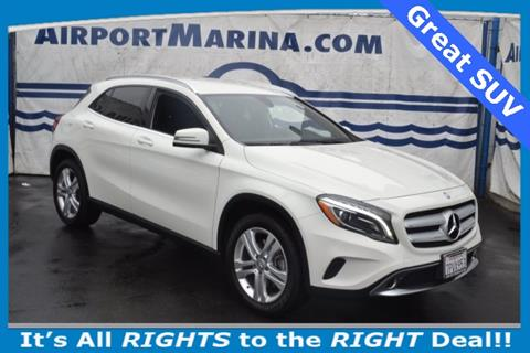 2016 Mercedes-Benz GLA for sale in Los Angeles, CA