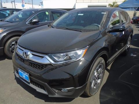 2017 Honda CR-V for sale in Los Angeles CA