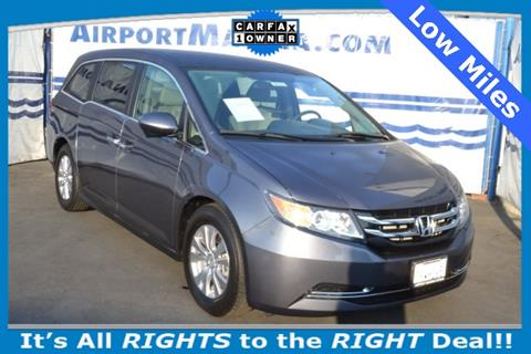 2016 Honda Odyssey for sale in Los Angeles, CA