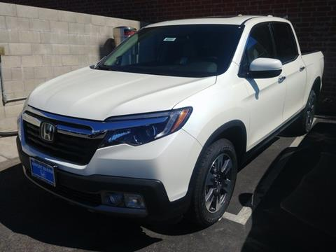 2018 Honda Ridgeline for sale in Los Angeles CA