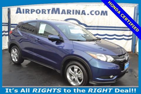 2016 Honda HR-V for sale in Los Angeles, CA
