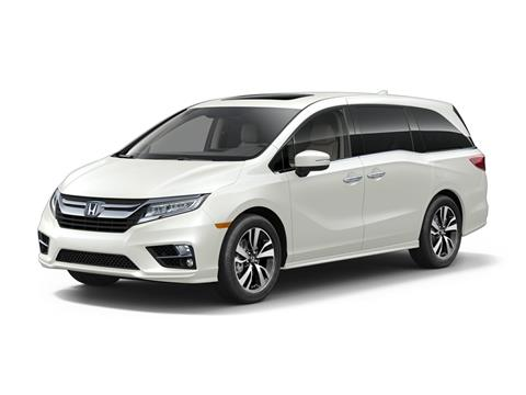 2018 Honda Odyssey for sale in Los Angeles CA