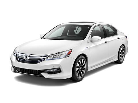 2017 Honda Accord Hybrid for sale in Los Angeles CA