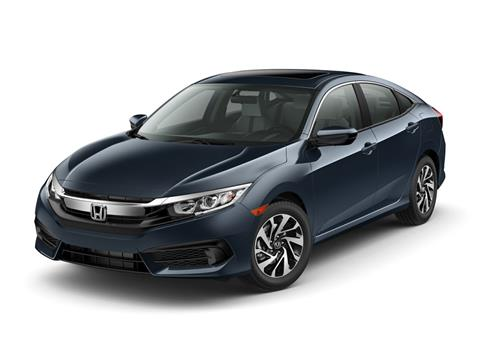 2017 Honda Civic for sale in Los Angeles, CA