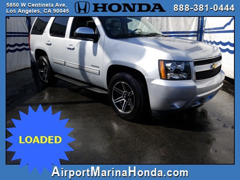 2013 Chevrolet Tahoe for sale in Los Angeles, CA