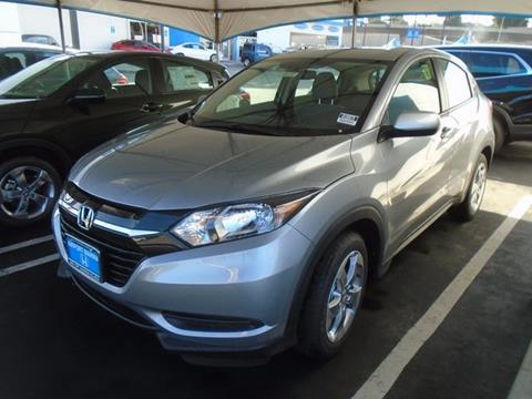 2018 Honda HR-V for sale in Los Angeles, CA