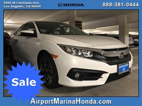 2018 Honda Civic for sale in Los Angeles, CA