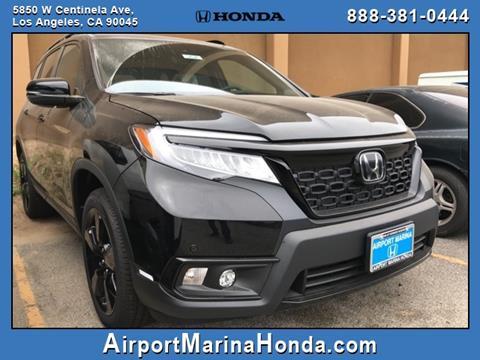 2019 Honda Passport for sale in Los Angeles, CA