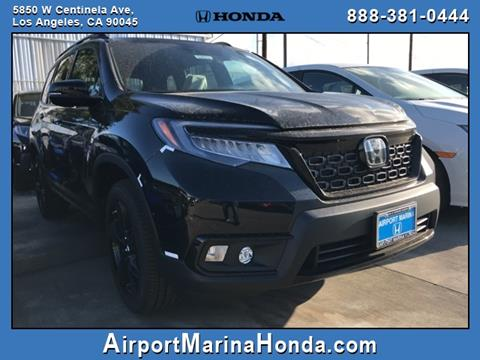 2019 Honda Passport for sale in Los Angeles, CA