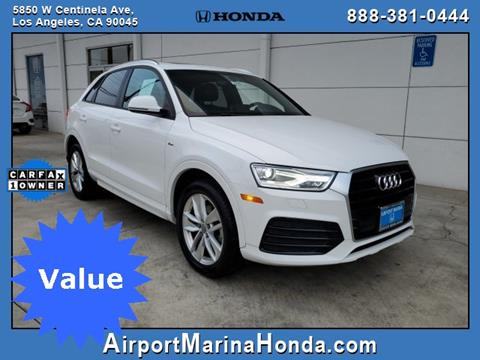 2018 Audi Q3 for sale in Los Angeles, CA