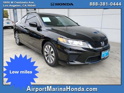 2013 Honda Accord for sale in Los Angeles, CA