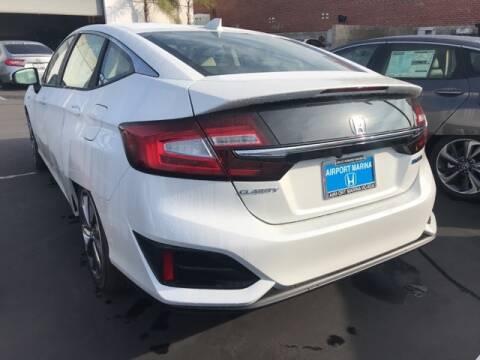 2019 Honda Clarity Plug-In Hybrid