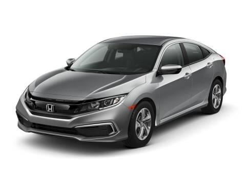 2020 Honda Civic LX for sale at Airport Marina Honda in Los Angeles CA
