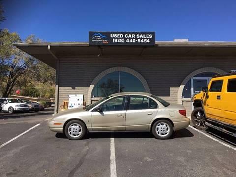 2002 Saturn S-Series for sale in Flagstaff, AZ
