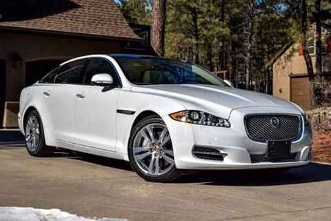 2014 Jaguar XJL for sale in Flagstaff, AZ
