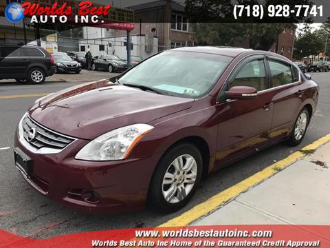 2010 Nissan Altima for sale in Brooklyn, NY