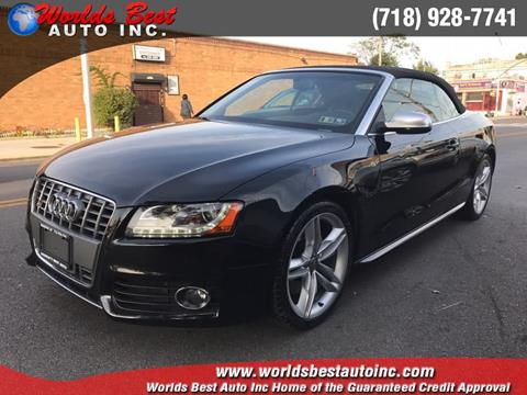 2010 Audi S5 for sale in Brooklyn, NY