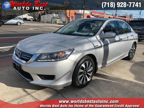 2015 Honda Accord Hybrid for sale in Brooklyn, NY