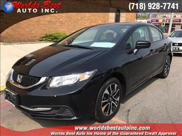 2014 Honda Civic for sale in Brooklyn, NY