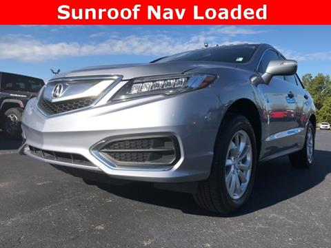 2016 Acura RDX for sale in Clover, SC