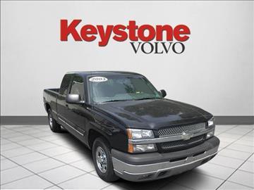 2003 Chevrolet Silverado 1500 for sale in Doylestown, PA