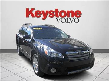 2013 Subaru Outback for sale in Doylestown, PA