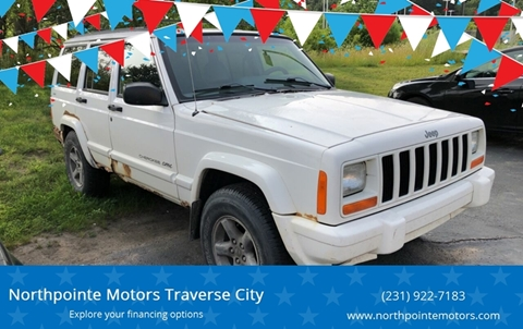 1998 Jeep Cherokee for sale in Traverse City, MI