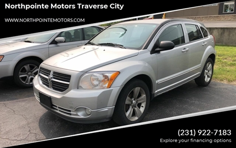 2011 Dodge Caliber for sale in Traverse City, MI
