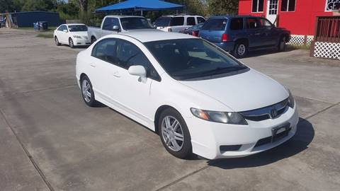 2009 Honda Civic for sale in Dickinson, TX