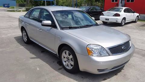 2006 Ford Five Hundred for sale in Dickinson, TX