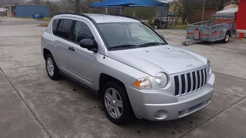 2008 Jeep Compass for sale in Dickinson, TX
