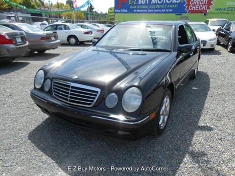 2002 Mercedes-Benz E-Class for sale in Seattle, WA