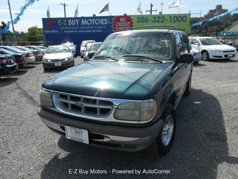 1995 Ford Explorer for sale in Seattle, WA