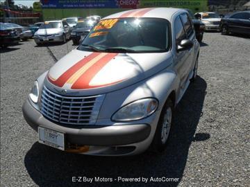 2001 Chrysler PT Cruiser for sale in Seattle, WA