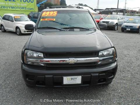 2003 Chevrolet TrailBlazer for sale in Seattle, WA